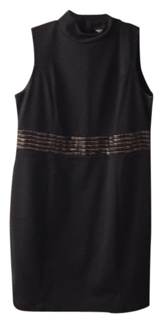 Preload https://item3.tradesy.com/images/avenue-dark-grey-metal-embellished-mid-length-workoffice-dress-size-22-plus-2x-5130382-0-0.jpg?width=400&height=650