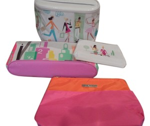 Clinique CLINIQUE ASSORTMENT OF 4 COSMETIC BAGS