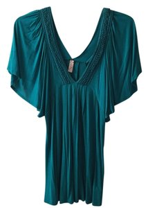 Other T Shirt Turquoise