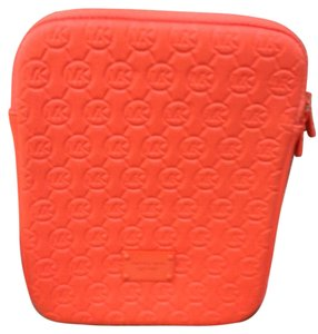 Michael Kors Michael Kors Quilted Suede Like Tablet Case