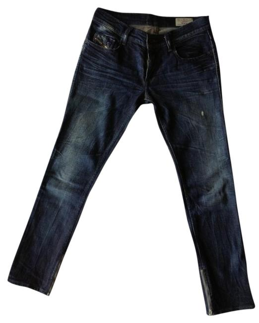 Diesel Capri/Cropped Denim-Distressed
