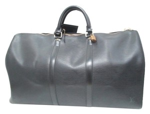 Louis Vuitton Keepall Travel Keepall black Travel Bag