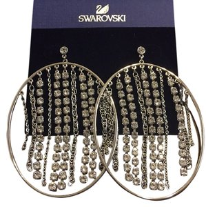 Swarovski Brand New Swarovski Pierced Earrings