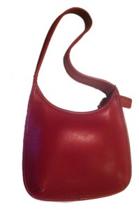 Coach Leather Fall Preppy Shoulder Bag