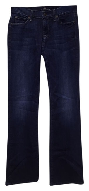 Preload https://item2.tradesy.com/images/7-for-all-mankind-navy-dark-rinse-new-never-been-worn-boot-cut-jeans-size-28-4-s-5132386-0-0.jpg?width=400&height=650