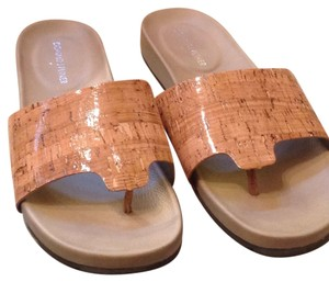 Donald J. Pliner Cork Sandals