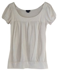 Eyeshadow T Shirt Ivory