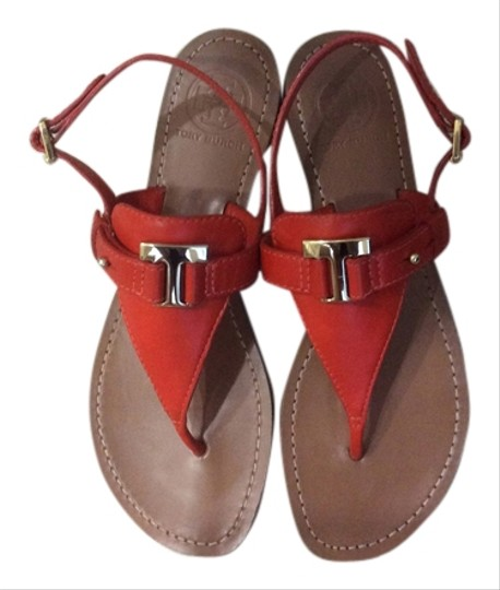 Preload https://item3.tradesy.com/images/tory-burch-orange-flats-size-us-75-5133052-0-0.jpg?width=440&height=440