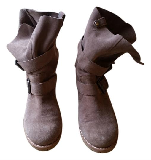 DV by Dolce Vita Taupe Boots