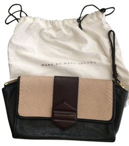 Marc by Marc Jacobs Leather Black Clutch