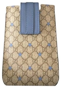 Gucci blue stars canvas