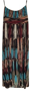 Multi Color Maxi Dress by Donna Morgan