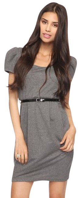 Preload https://item5.tradesy.com/images/forever-21-grey-mini-cocktail-dress-size-8-m-513474-0-0.jpg?width=400&height=650