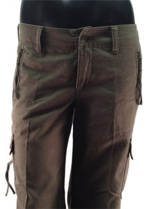 Express Cargo Pants Army Military Green