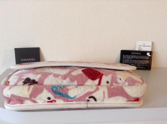 Chanel CHANEL NEW BABY ANIMALS CLUTCH with TAG & CARD