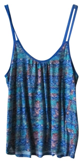 Preload https://item1.tradesy.com/images/aerie-multicolor-tank-topcami-size-0-xs-513550-0-0.jpg?width=400&height=650
