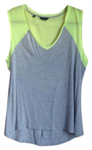 Guess T Shirt Neon and gray