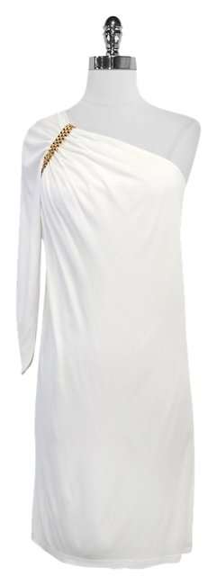 Preload https://item2.tradesy.com/images/david-meister-white-one-shoulder-studded-mid-length-short-casual-dress-size-6-s-5136211-0-0.jpg?width=400&height=650