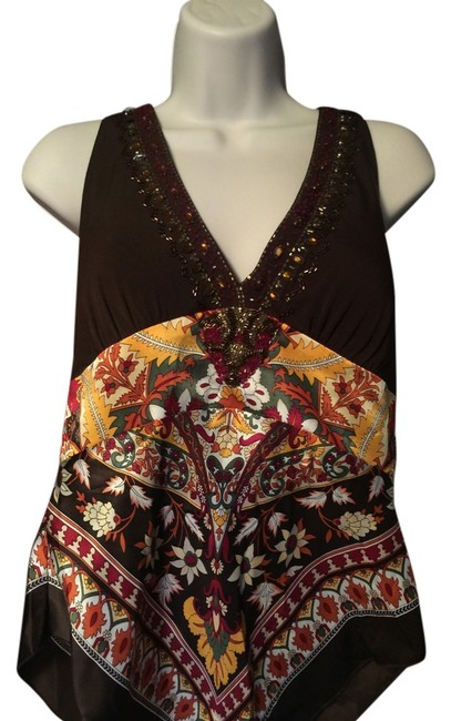 Preload https://item4.tradesy.com/images/cache-halter-top-brown-wmulti-colored-flowers-5136478-0-0.jpg?width=400&height=650