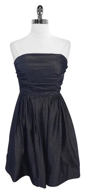Shoshanna short dress Strapless on Tradesy