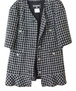 Chanel Chanel 2012 3/4 sleeve jacket