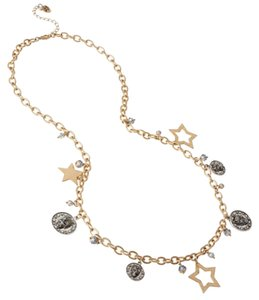 Betsey Johnson Betsey Johnson Stargazer Gold Stary Night