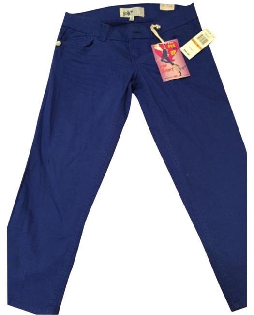 Preload https://img-static.tradesy.com/item/5137276/jolt-electric-blue-capricropped-jeans-size-27-4-s-0-0-650-650.jpg