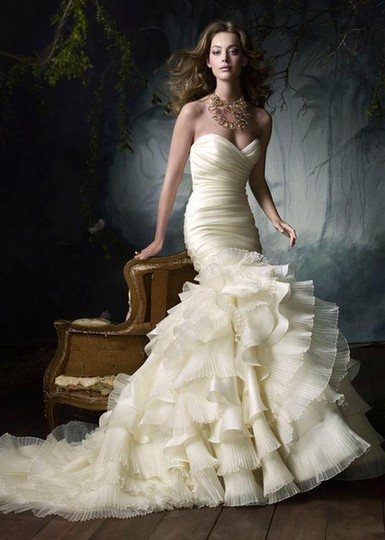 Lazaro Lazaro 3050 Wedding Dress