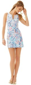 Lilly Pulitzer short dress Shell Me About It on Tradesy