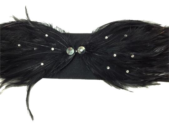 Other Elastic feather belt