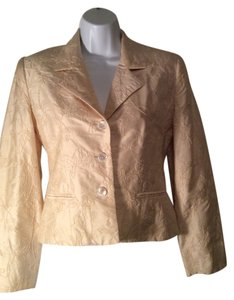 Burberry London Cream/Beige Blazer