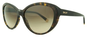DKNY DKNY Brown Cateye Sunglasses