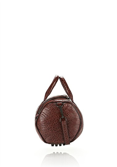 Alexander Wang Leather Studded Cross Body Bag