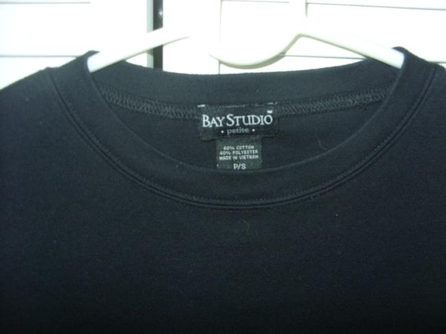 Bay Studio Top Black