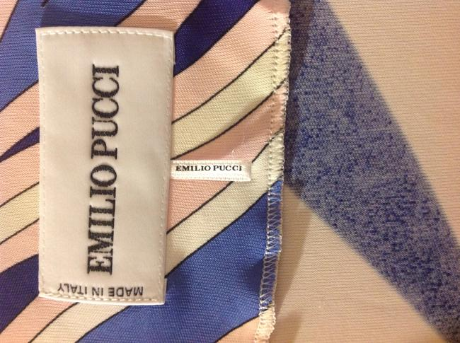 Emilio Pucci Made In Italy Viscose/Rayon Tunic Image 3
