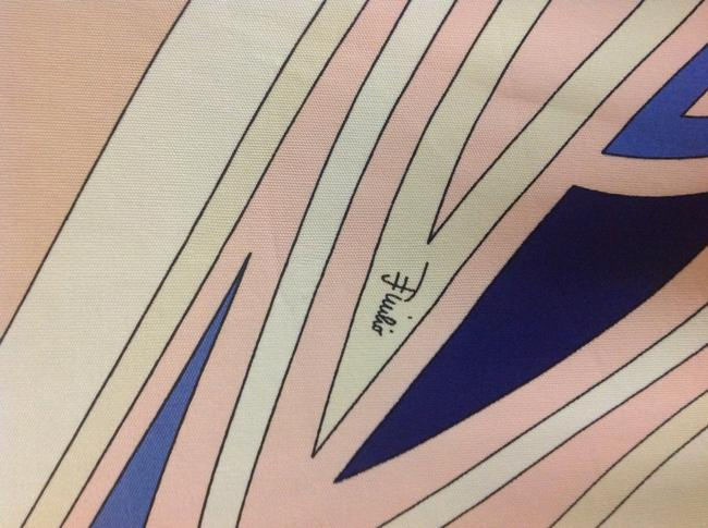 Emilio Pucci Made In Italy Viscose/Rayon Tunic Image 4