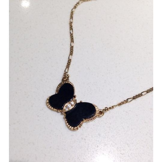 Banana Republic Butterfly Necklace