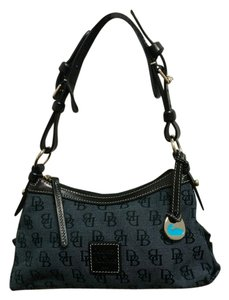 Dooney & Bourke Satchel in Navy Blue