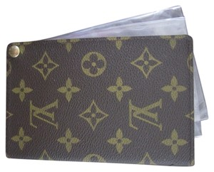 Louis Vuitton Louis Vuitton Wallet Holder (FAST SHIPPING!) for CC, ID, Photos...