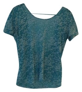 Charlotte Russe T Shirt Blue