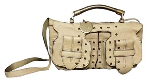 Chloé Clutch Convertible Leather Evening Cross Body Bag