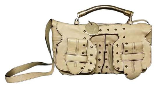 Chloé Clutch Convertible Leather Evening Cross Body Bag Image 0