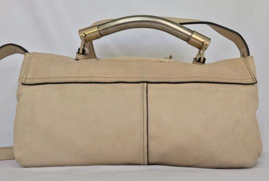 Chloé Clutch Convertible Leather Evening Cross Body Bag Image 3