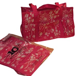 Other Pink Floral Travel Bag