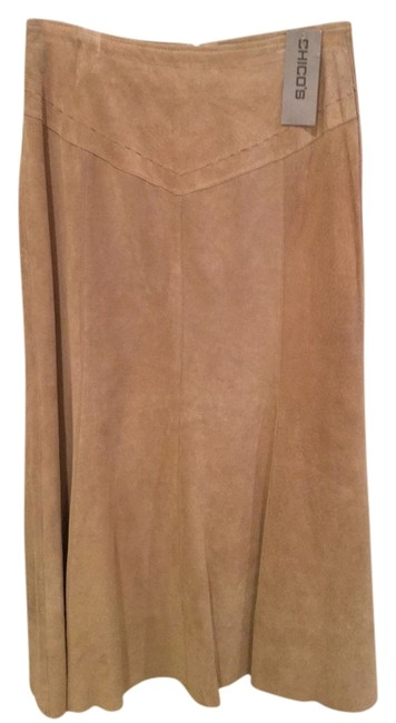 Preload https://item5.tradesy.com/images/chico-s-buff-knee-length-skirt-size-0-xs-25-5140294-0-2.jpg?width=400&height=650