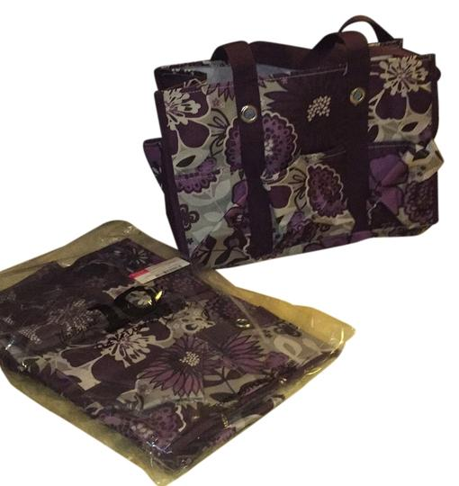 Other Plum Awesome Blossom Beach Bag