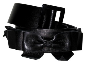 Chanel Chanel 08P Lambskin Bow Belt