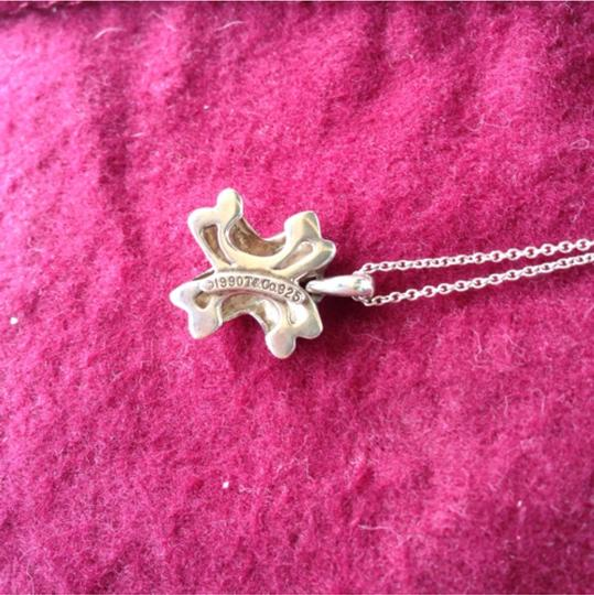 Tiffany & Co. Tiffany & Co. Sterling Silver Chris Cross Necklace