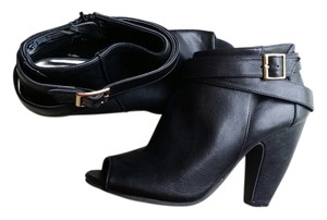 Material Girl Black Boots