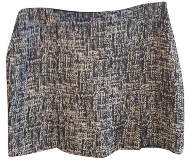 Joie Mini Skirt Caviar